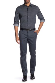 Perry Ellis Solid Twill Pants