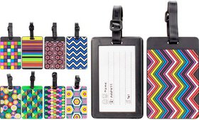 Miami CarryOn Colorful Collection Luggage Tags - S