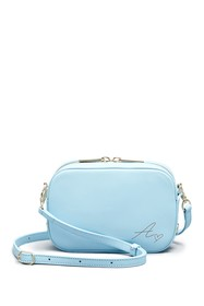 Pop & Suki Leather Camera Bag With Wide Strap
