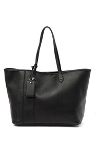 Steve Madden Starlet Oversized Faux Leather Tote B