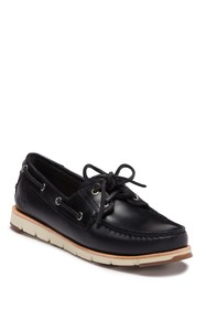 Timberland Camden Falls Leather Boat Shoe