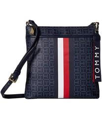Tommy Hilfiger Roma North/South Crossbody Square M