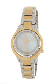 Citizen Women's Eco-Drive Citizen L Sunrise LS Dia
