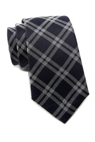 Ben Sherman Kimble Plaid Silk Tie