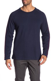 Velvet by Graham & Spencer French Terry Crew Neck