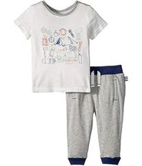 Splendid Littles Screen T-Shirt Set (Infant)