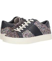 Tory Burch Carter Glitter Lace-Up Sneaker