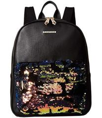 Rampage Sequin Pocket Dome Backpack
