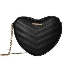 Rampage Heart Shaped Quilted Crossbody