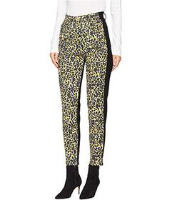 Versace Jeans Couture Printed Trousers Double Pane
