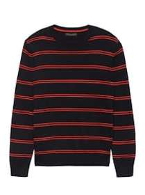 Italian Merino Stripe Sweater
