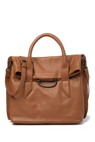 Kooba Montreal Medium Leather Satchel