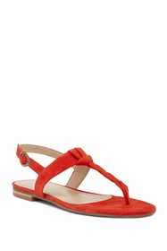 Johnston & Murphy Holly Twisted T-Strap Sandal