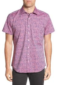 RODD AND GUNN Regular Fit Island View Woven Shirt