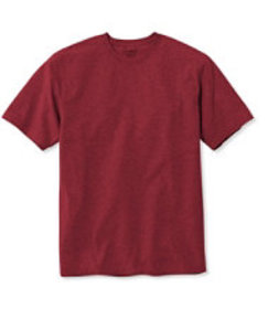 Carefree Unshrinkable Tee, Traditional Fit Short-S