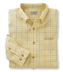 Wrinkle-Free Twill Sport Shirt, Traditional Fit Wi
