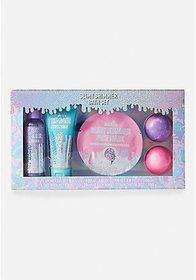 Just Shine Slimy Shimmer Bath Set