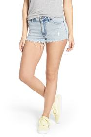 Wrangler Acid Wash Denim Shorts