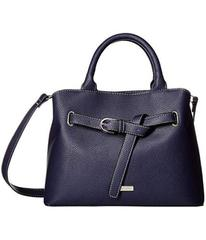 London Fog Ruby Triple Satchel