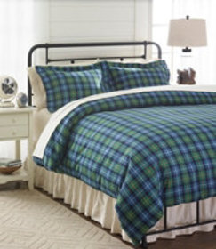 Heritage Chamois Flannel Comforter Cover Collectio