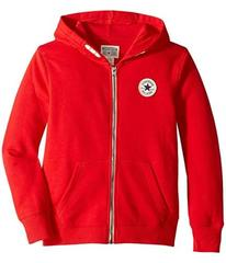 Converse Chuck Patch French Terry Hoodie (Big Kids