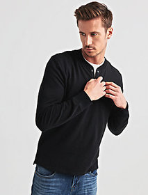 Notched Wool Bomber