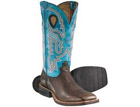 Twisted X Men's Ruff Stock Western Boots