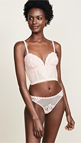 Peony Soft Cropped Bustier