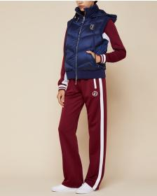 Juicy Couture Hooded Down Puffer Vest