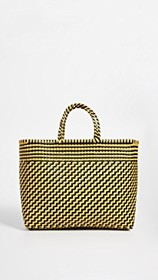 Large Handwoven Tote Bag