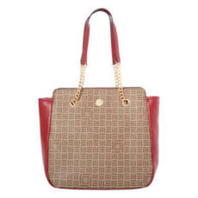 Anne Klein Logo Chain Shopper