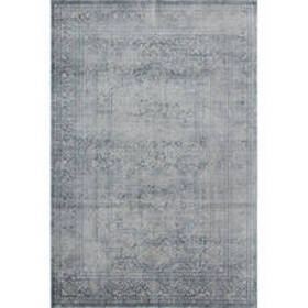Wilshire Temple Rectangle Area Rug - Shades of Blu