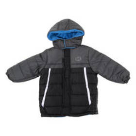 Toddler Boy iXtreme Fleece Lined Color Block Puffe