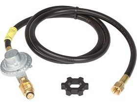 Mr. Heater Hose and Regulators for Cast-Iron Stove
