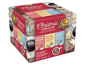 Uncle Buck's® Christmas Coffee Mix Single-Serve Br
