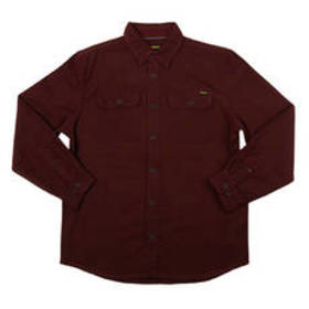 Mens Stanley Long Sleeve Chamois Button Down Shirt