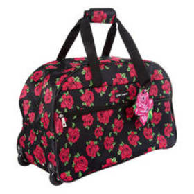 Betsey Johnson Covered Rose 22in. Duffel