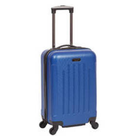 Heritage Lincoln Park Blue 20in. Spinner Carry-On