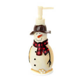 Avanti Snowman Gathering Lotion Pump