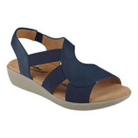 Womens Easy Spirit Kalayla Wedge Sandals