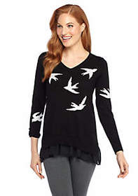 Plus Size Sparrow Pullover