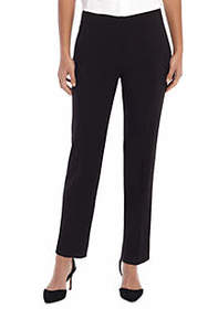 Signature Ankle Pant with Zip Pockets in Modern St