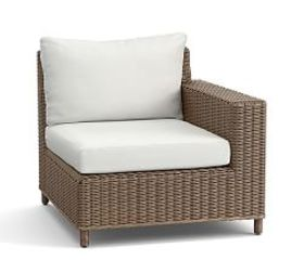 Build Your Own - Torrey All-Weather Wicker Square-