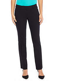 Signature Straight Pant in Exact Stretch