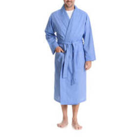 Mens Hanes Ultimate® Woven Robe