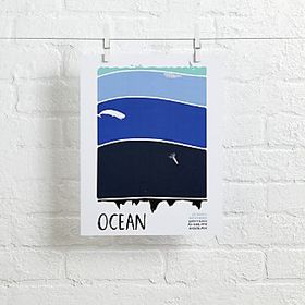Ocean Science Wall Art