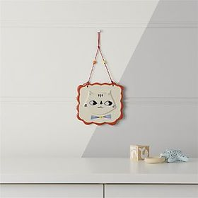 Kitty Cat Wall Plaque