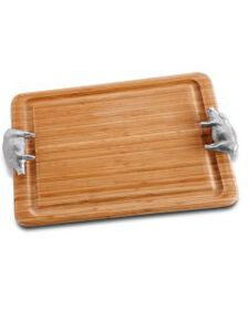 Pig Handle Carving Board