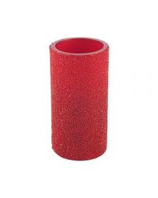 4x8 Inch Red Bead LED Candle