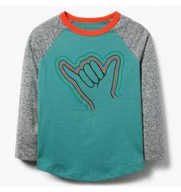 Hang Loose Raglan Tee